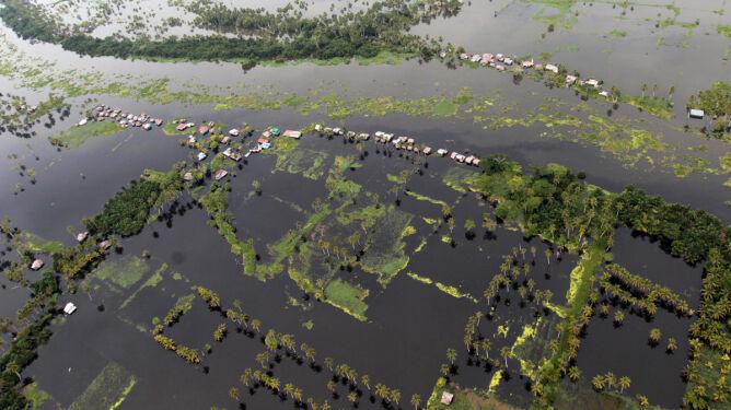 Tornada, powodzie, susze. 2010 i 2011 najbardziej ekstremalne od dziesiątek lat