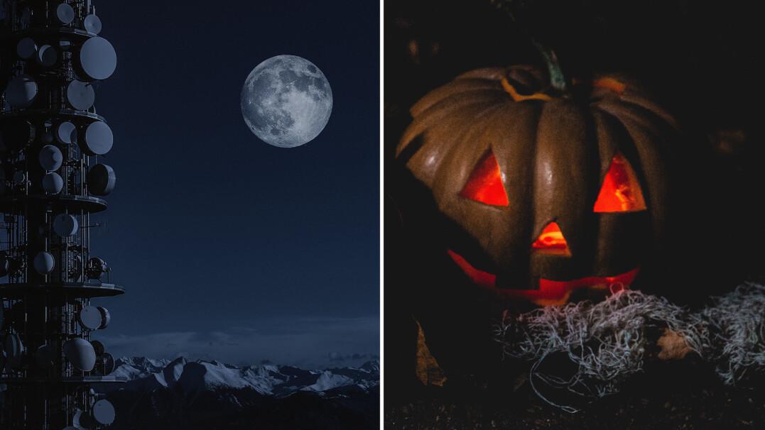 Po raz pierwszy od 19 lat w Halloween wystąpi pełnia księżyca