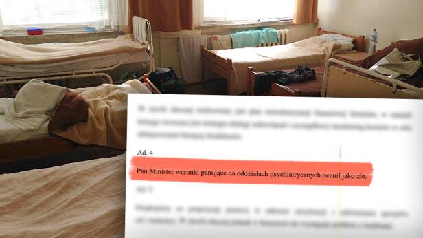 Wizyta ministra zdrowia na oddziałach  tvnwarszawa.pl