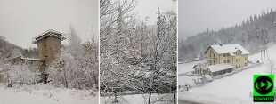"""""""Zimy ciąg dalszy"""". Wasze śnieżne relacje"""