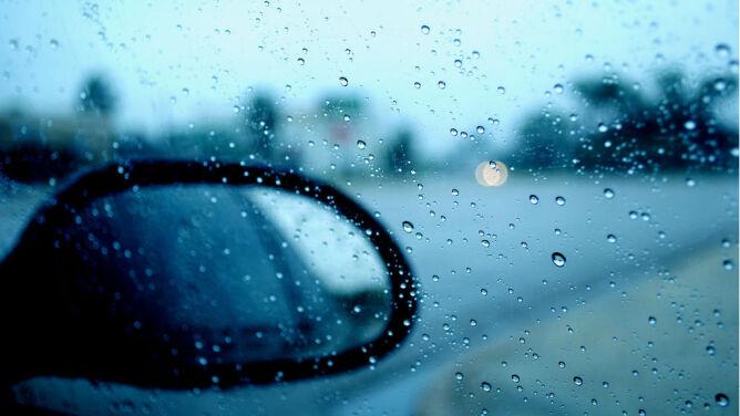 Prognoza drogowa na dziś: <br />deszcz i wiatr utrudnią jazdę