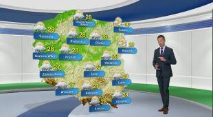 Prognoza pogody na piątek 26.06