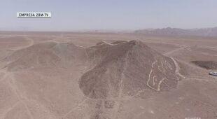 W Peru odkryto nowy geoglif